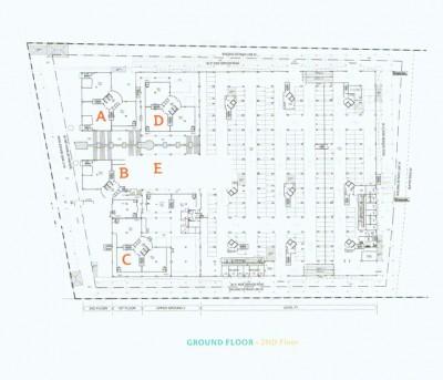 Ground Floor 2nd Floor