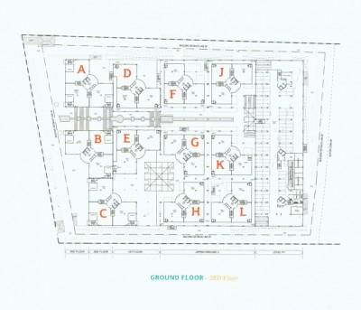 Ground Floor 3rd Floor