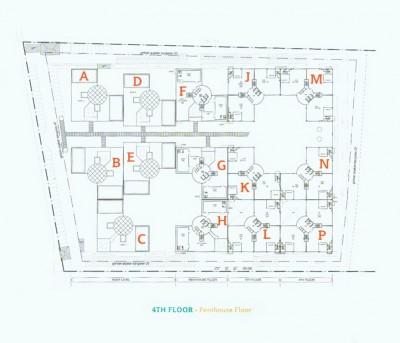 Pent House 4th Floor