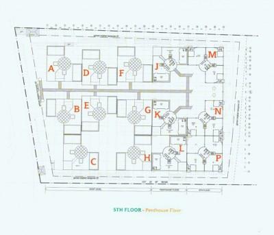 Pent House 5th Floor