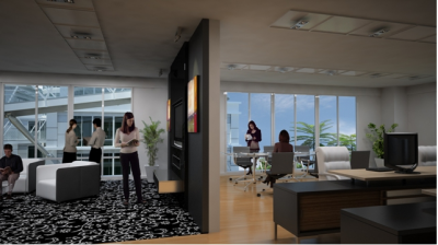 Elevating Office Spaces