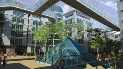 Encorp Garden Office