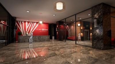 Residence Lobby