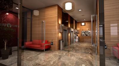 Residence Elevator @ Lobby